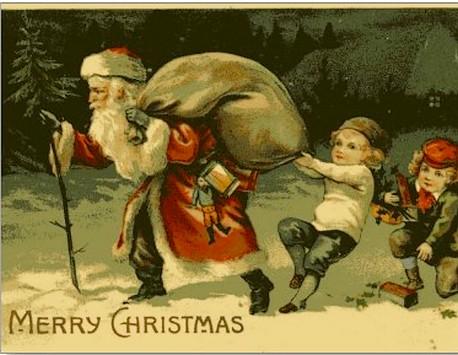 ο Άγιος Βασίλης στην Νικιάνα!